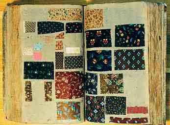 dating antique quilt fabrics